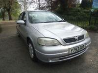 Vauxhall/Opel Astra 1.6i ( a/c )12 MONTHS MOT CHEAP INSURANCE