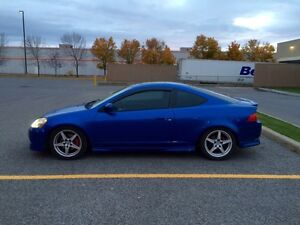 acura rsx type s 2005 show room 260hp