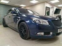 Vauxhall Insignia 2.0 CDTi Elite Blue 158BHP 67MPG DIESEL WARRANTY 12 MONTHS MOT