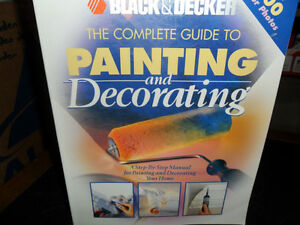 black & decker complete guide to painting and decorating