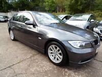 BMW 3 SERIES 320d SE (PARKING SENSORS + LOW RATE FINANCE AVAILABLE) (grey) 2006