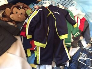 Boys clothing, shoes, winter snow suit Kitchener / Waterloo Kitchener Area image 4