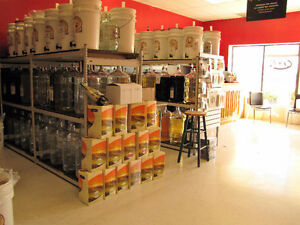 Home Wine and Beer Making Company for Sale Kingston Kingston Area image 1