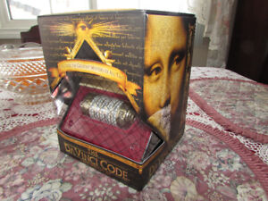 DA VINCI CODE DVD * GIFT SET * INCLUDES CRYPTEX *SPECIAL EDITION