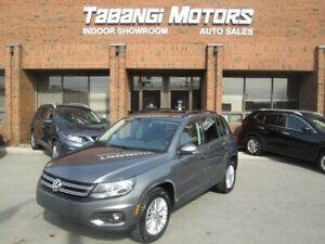 2016 Volkswagen Tiguan SPECIAL EDITION   AWD   PANORAMIC SUNROOF