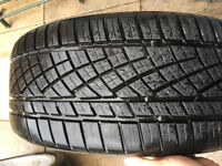 Pair of 235/35/19 Continental ExtremeContact DWS06 tires