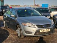 2010/60 Ford Mondeo 2.0TD 113bhp Edge FULL MOT EXCELLENT RUNNER