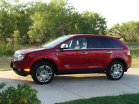 2008 Lincoln MKX LIMITED AWD SUV, Crossover [Ford Edge]