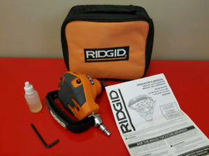 Palm Nailer - Rigid 3-1/2 in. Full-Size (Air Tool)