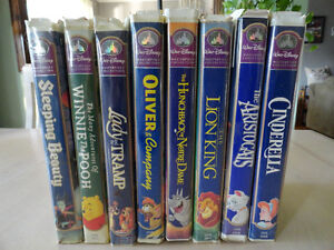 Disney VHS & others for sale