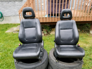 Acura Integra 2000 gs bancs cuir leather seats