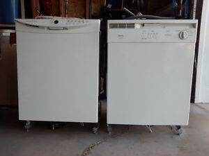 Two Dishwashers for $50.00
