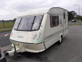 Eldiss whirlwind caravan