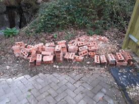Bricks and rubble free to anyone that can pick them up