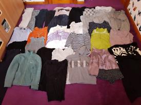 Bundle of ladies clothes size S