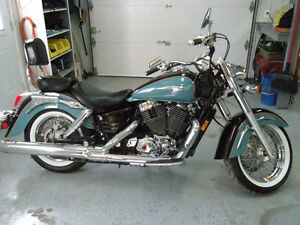 HONDA SHADOW AERO  (((((( 12530K.M.))))))