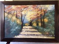 Beautiful living room painting for sale