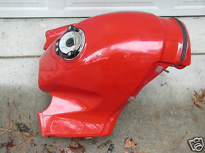 BMW R1100RS GAS TANK & FUEL PUMP HOSES & FLOAT 2001