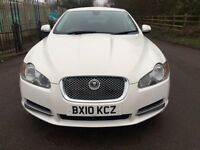 Jaguar XF sport luxury 3.0 v6 1 owner