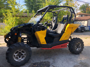 Selling ASAP 2013 CanAm Maverick 1000cc Side by Side Best Offer!