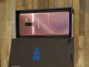 **Mint Condition** $650 Used Samsung S9+ S9 Plus in Lilac Purple