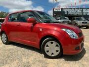 *** SUZUKI SWIFT *** ONLY 70,000 KMS *** FINANCE AVAILABLE *** Slacks Creek Logan Area Preview