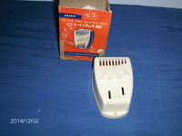 VINTAGE SNAP IT ELECTRIC DOOR CHIME-1960/70S-DOOR BELL