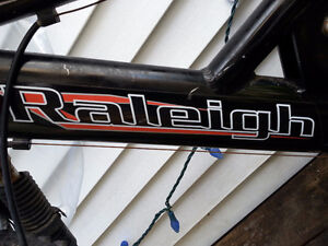 RALEIGH TORA 21 speed Mountain Bicycle OFFER ME/TRADE