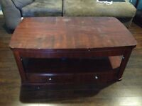 Matching coffee table, two end tables, and sofa table