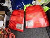 Passat b5 rear lights