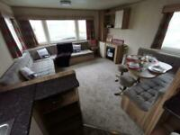 2014 used static caravan for sale at Trecco Bay in Porthcawl