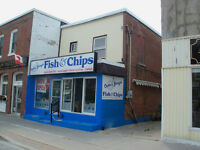 28-30 KING STREET, EAST COLBORNE--BUILDING FOR SALE