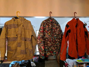 Kids and Teens winter jackets