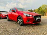 2015 red mazda 2 1.5 SKYACTIV-G Sports Launch Edition (s/s) 5dr cheap runner