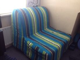 For sale Ikea chair/sofa bed