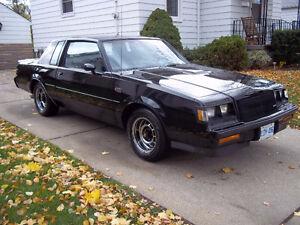 1987 Buick Grand National Coupe (2 door)