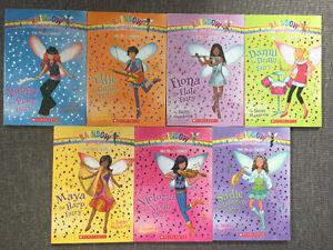 Rainbow Magic Complete Set -- The Music Fairies