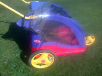 little tikes 3 wheeler c/w cover