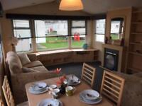 Used Cheap Static Caravan Sited In North Wales