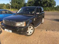 Range Rover sport hse full loaded with fsh tdv6