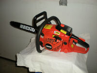 Echo CS 400 Chainsaw and Case combo for sale