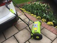 Garden gear 24v Rechargeable Lawnmower