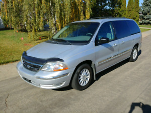 2000 Ford Windstar SEL with lift seat and starter/alarm