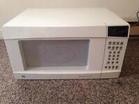 GE Microwave Oven 1100w