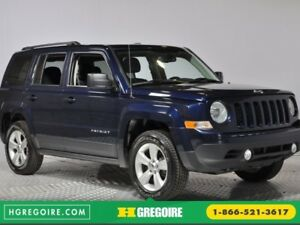 2015 Jeep Patriot NORTH 4X4 A/C BLUETOOTH TOIT