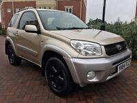 Toyota RAV4 2.0 VVT-I XT3 4X4 (beige/buff) 2004