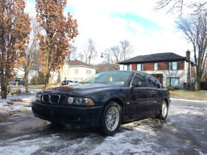 2002 BMW 5-Series 530i Automatique