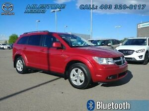 2010 Dodge Journey SXT  Bluetooth, Seating for 7 and Hidden stor