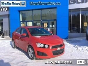 2012 Chevrolet Sonic LT   - Low Mileage