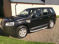 Land Rover Freelander 2 2.2Td4 2008 XS, Storry 4x4